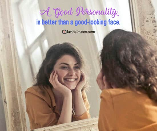 good personality quotes