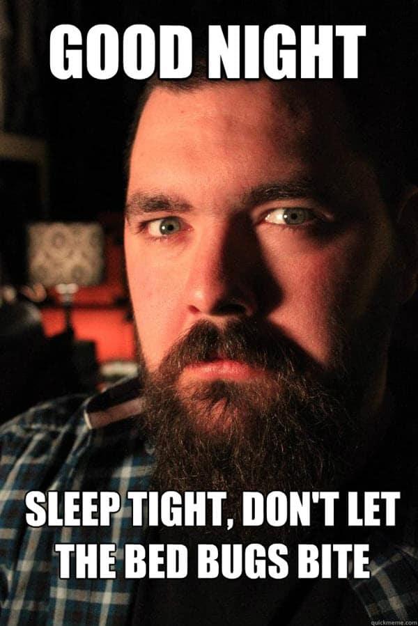 goodnight sleep tight meme