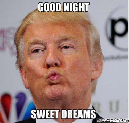 goodnight sweet dreams meme