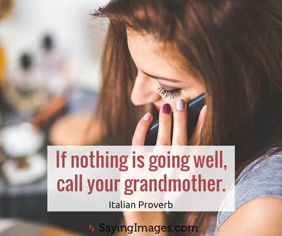 grandmother-saying