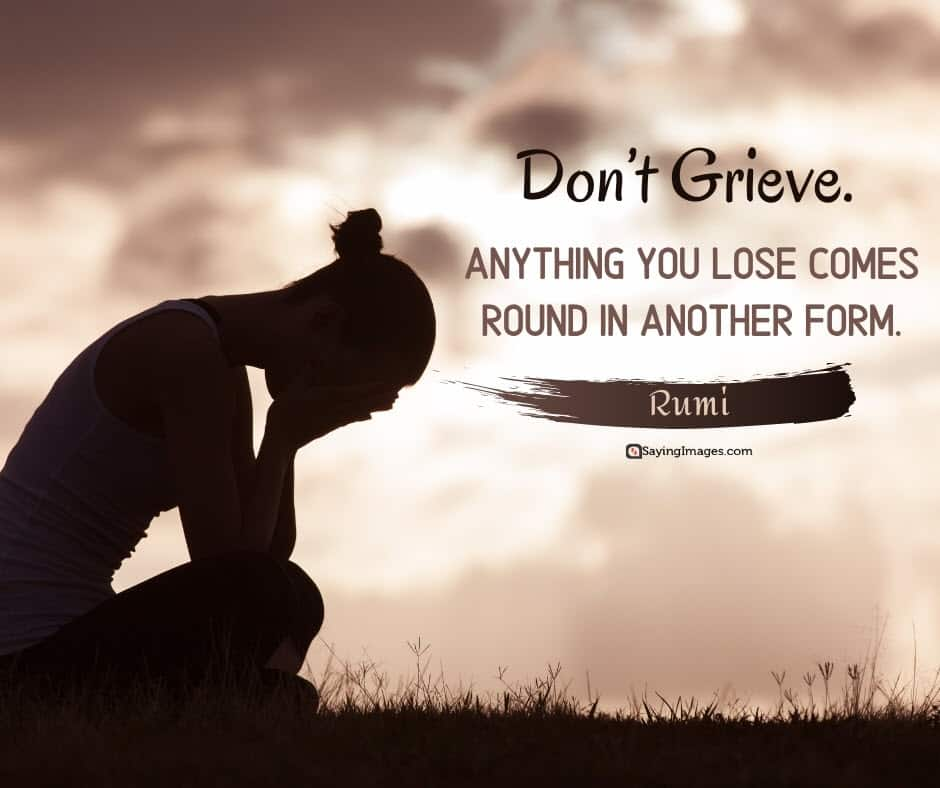grief grieve quotes