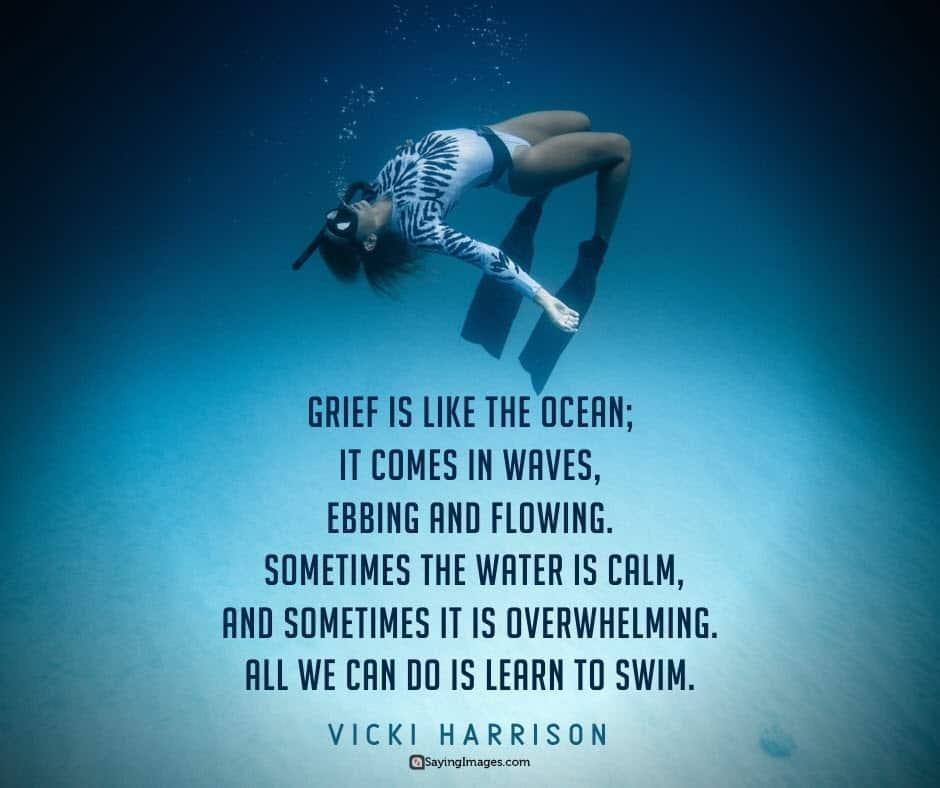 grief ocean quotes
