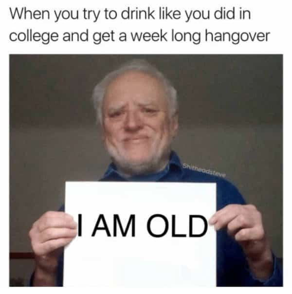 hangover old memes