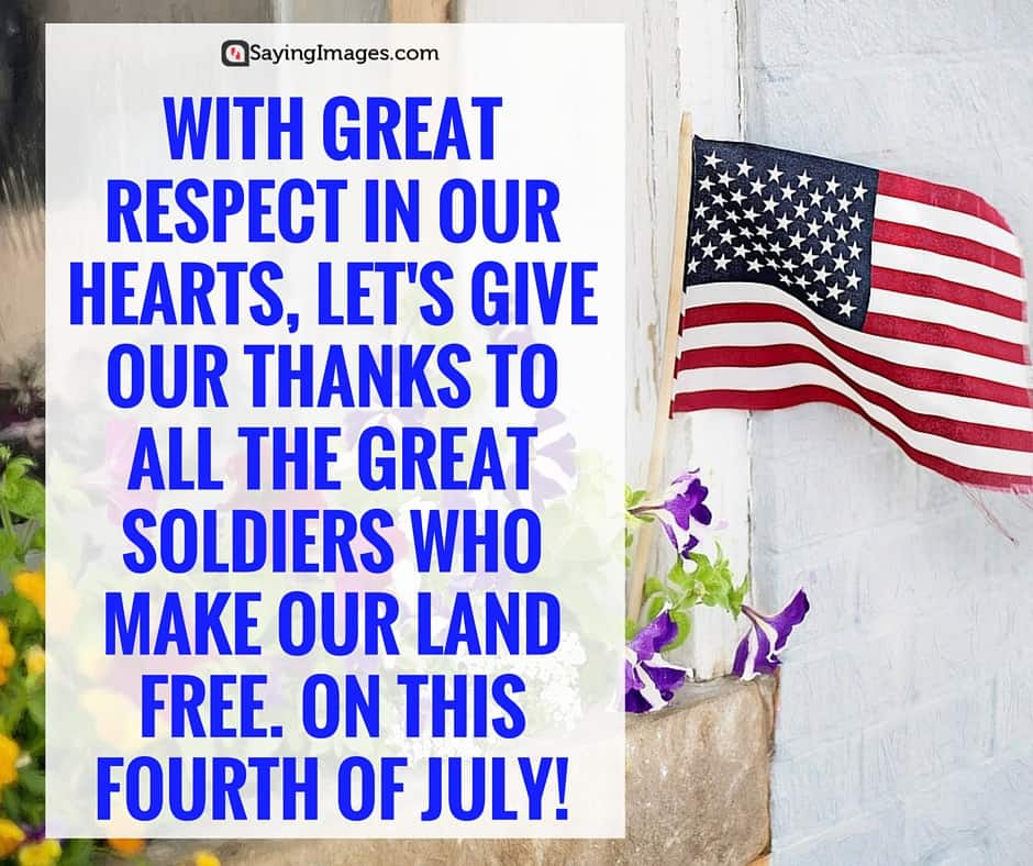 Happy 4th of July Quotes, Pictures & Images | SayingImages.com