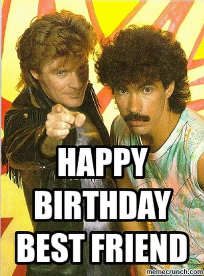 20 Birthday Memes For Your Best Friend | SayingImages.com