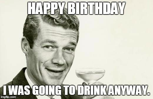 20 Outrageously Hilarious Birthday Memes Volume 1