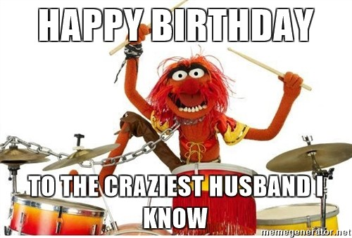 20 Happy Birthday Husband Memes Of All Time