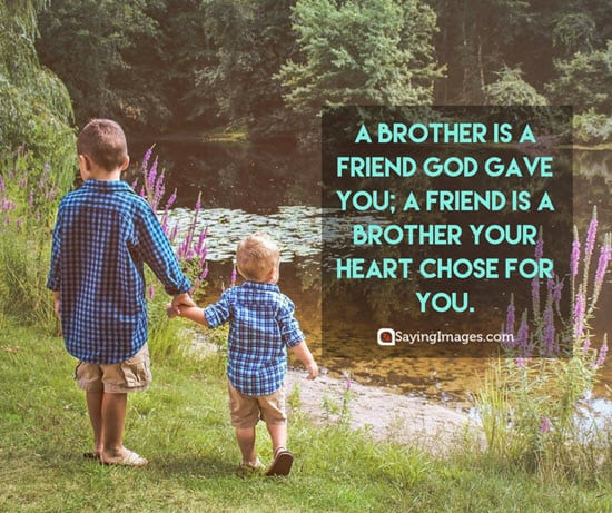 happy brothers day heartfelt quotes