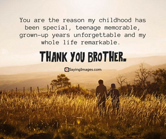 happy brothers day thank you greetings
