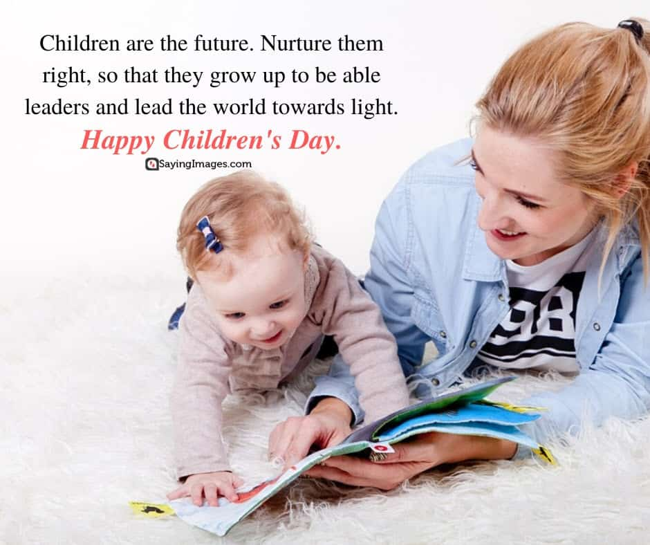 happy childrens day future quotes