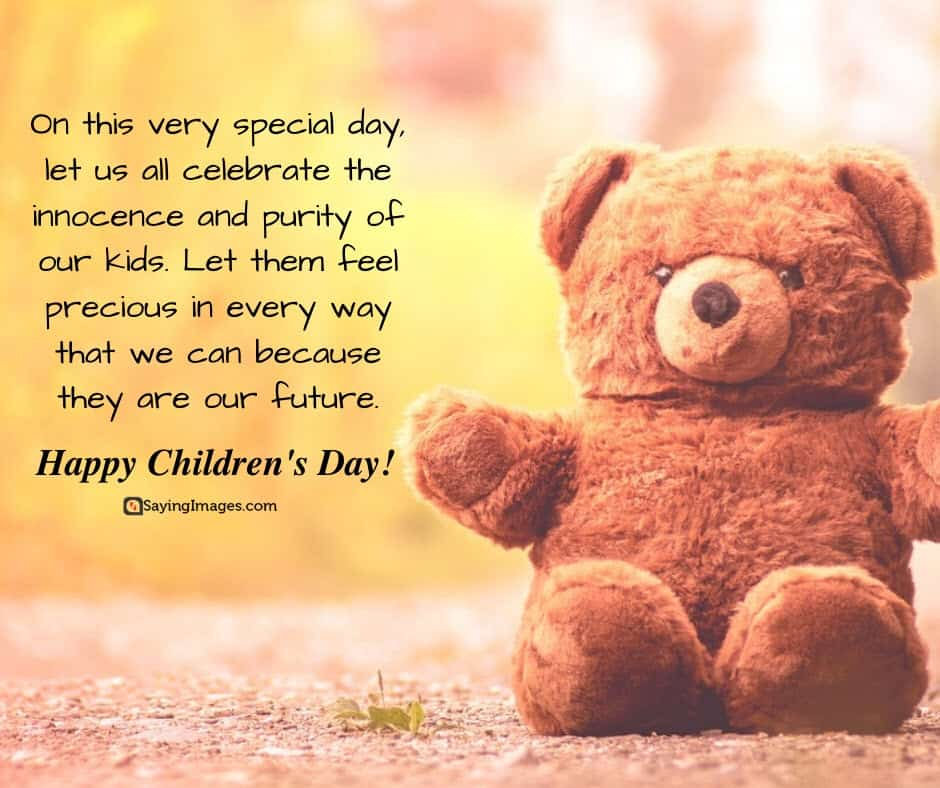 happy childrens day innocence quotes