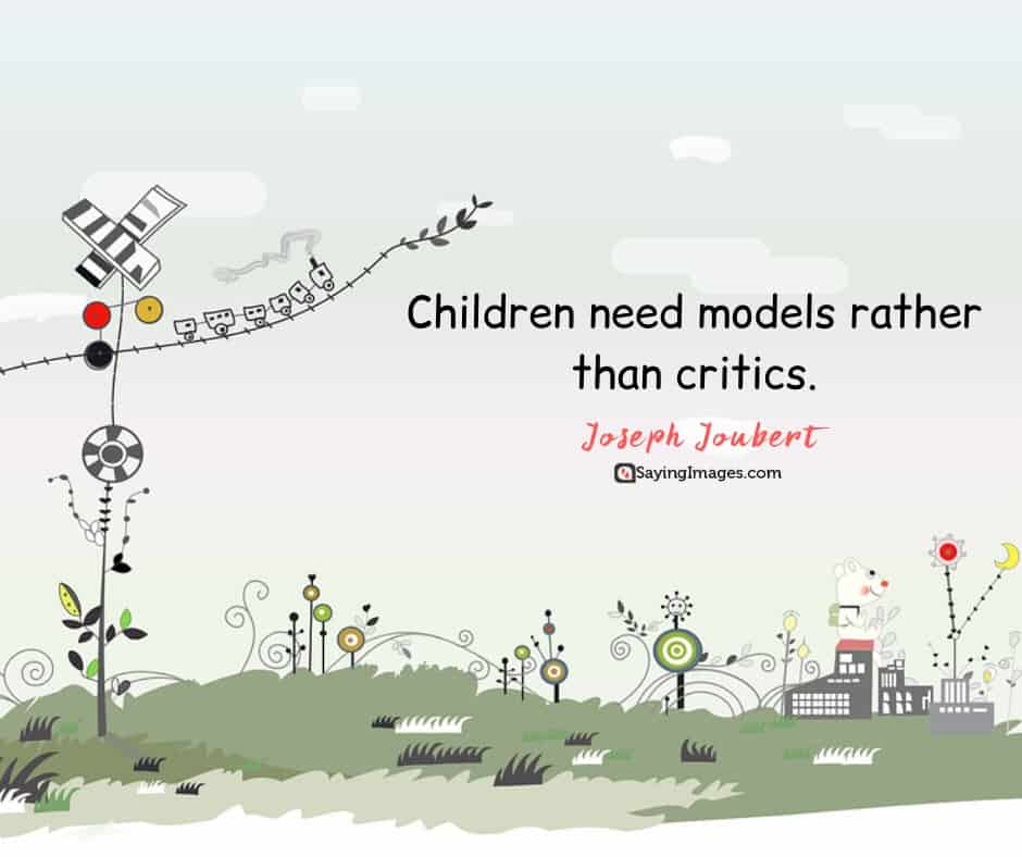 happy childrens day models quotes