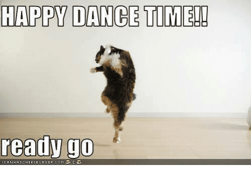 40 Happy Dance Memes That Will Put A Smile On Your Face ...