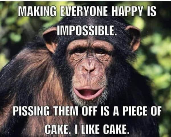 happy impossible memes