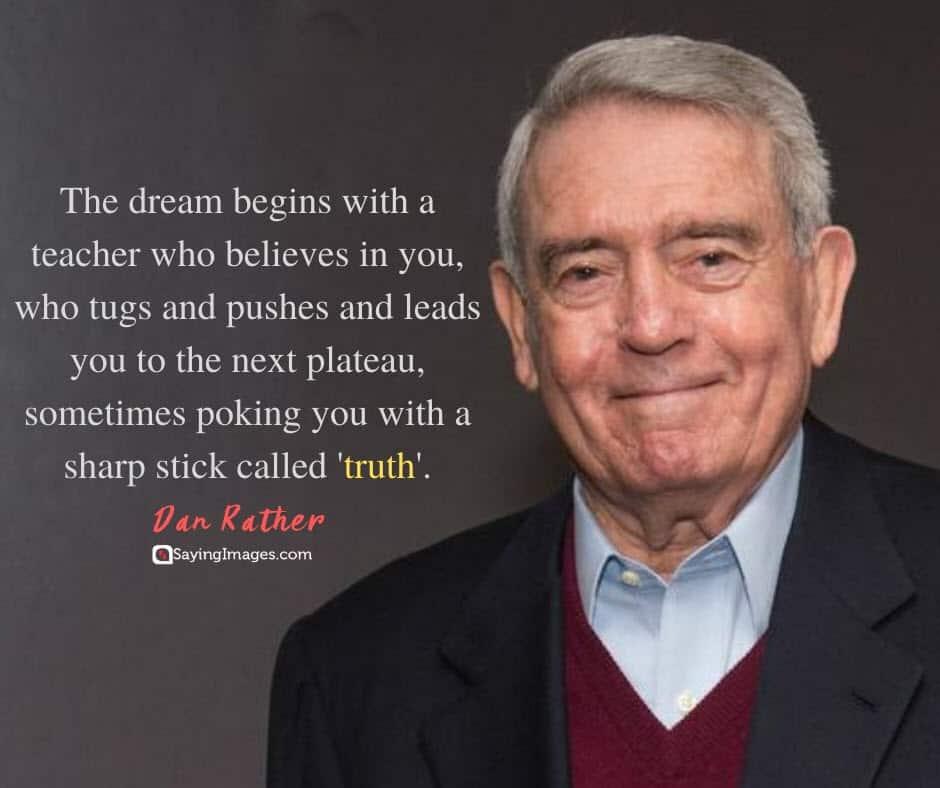 happy teachers day dream quotes