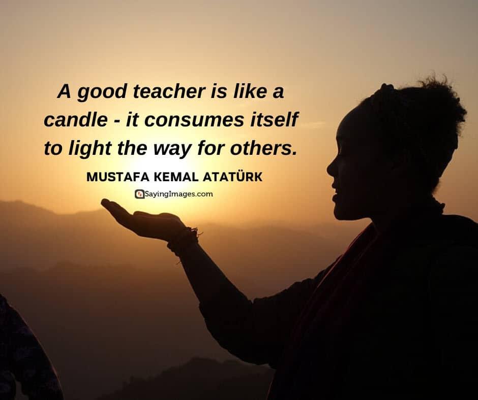 happy teachers light day