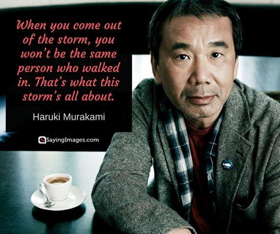 haruki murakami life quotes