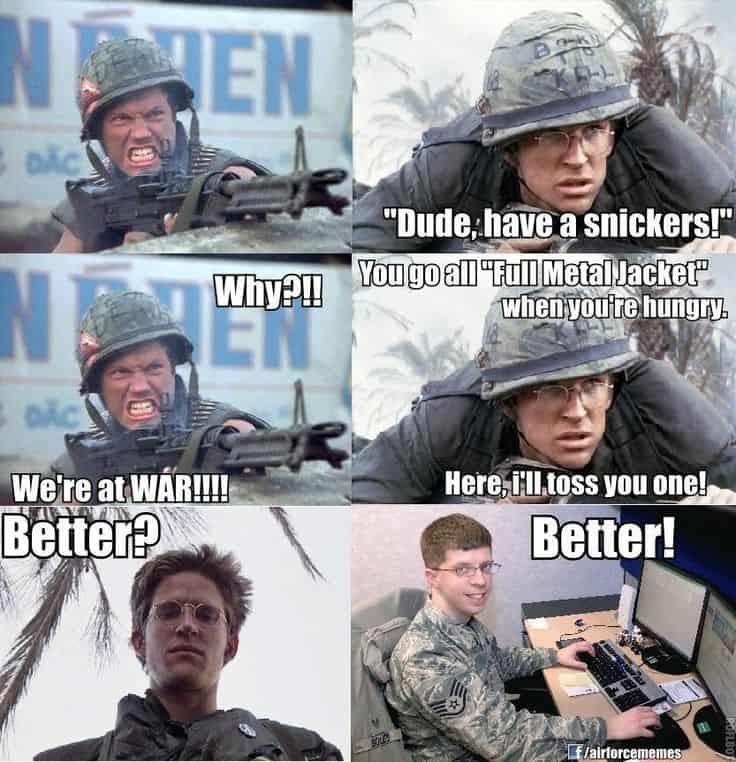 20 Hilarious Air Force Memes