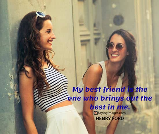 henry ford quotes about friends