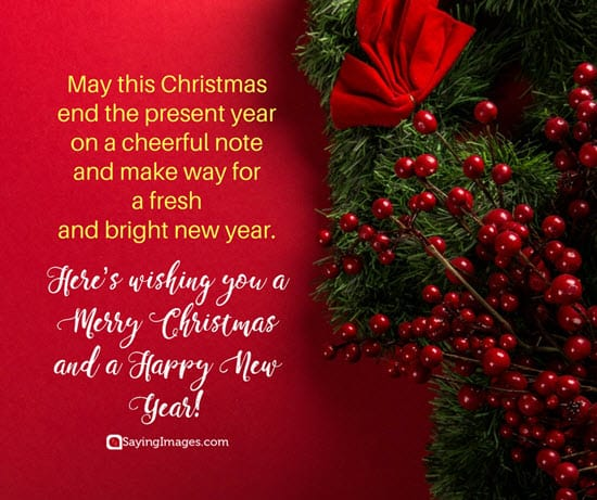 and a happy new year holiday season quotes wishes
