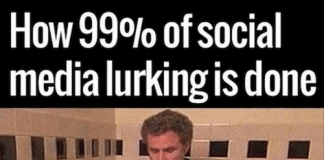 lurking meme