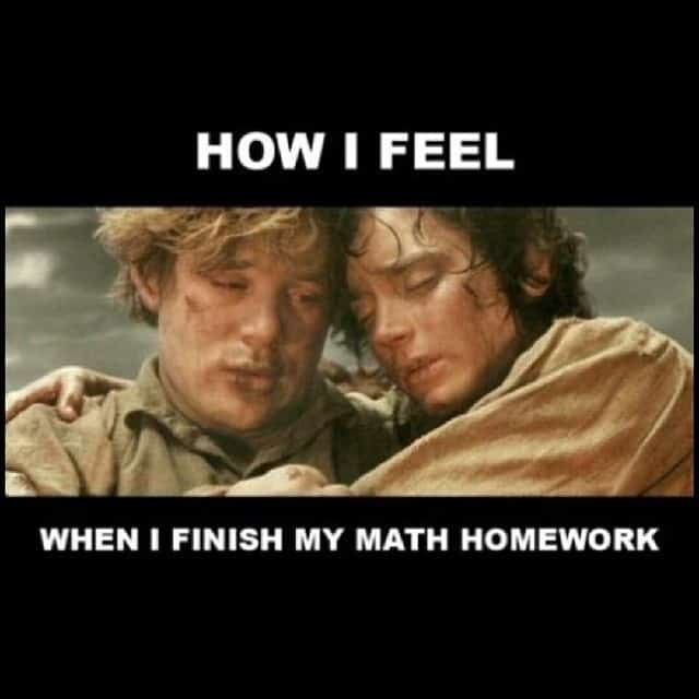 28 Funny Math Memes We Can All Relate To | SayingImages.com