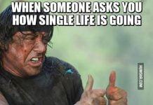 single meme