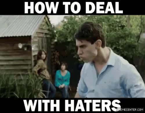 Funny Memes For Haters : Incredibly relatable hater memes sayingimages