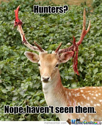 18 Funny Hunting Memes That Are