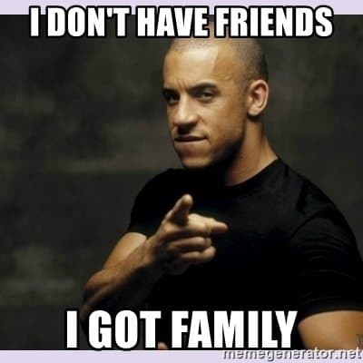 18 Vin Diesel Memes That Only Fans Will Find Funny - SayingImages.com