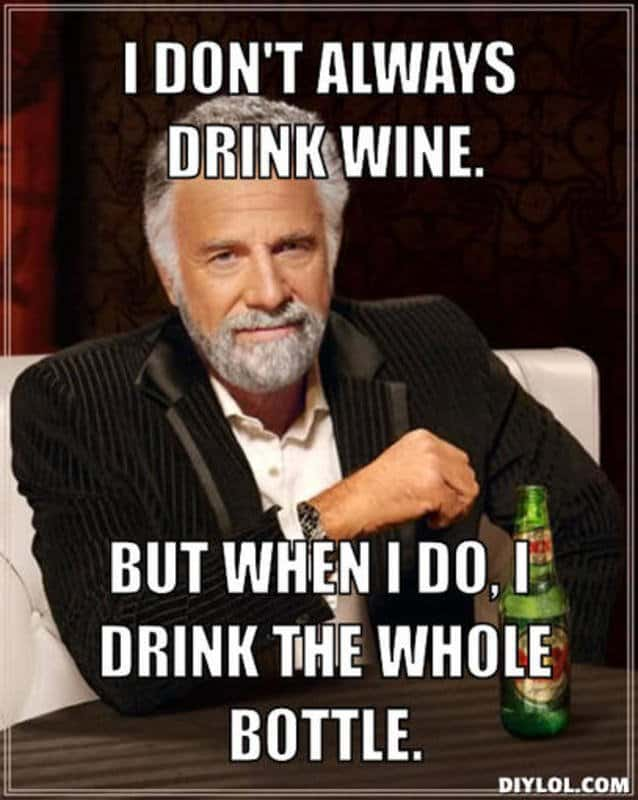 18 Wine Memes That Will Get You Drunk From Laughter Sayingimagescom