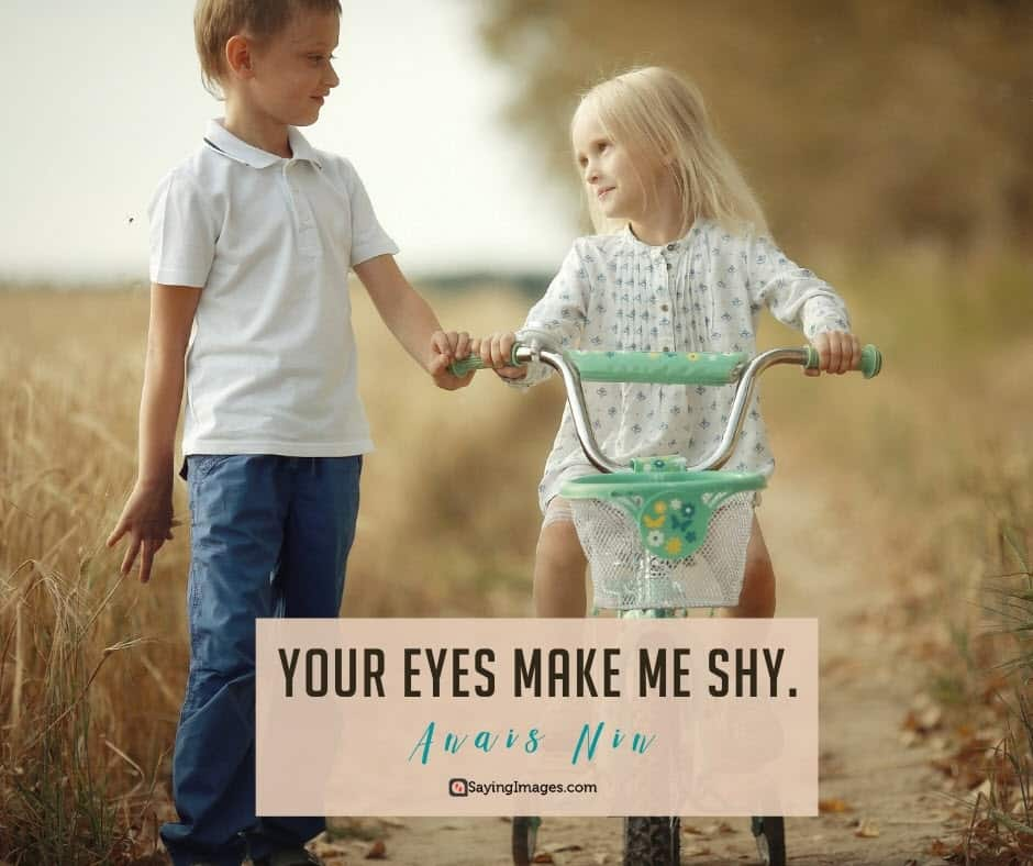 i like you shy quotes