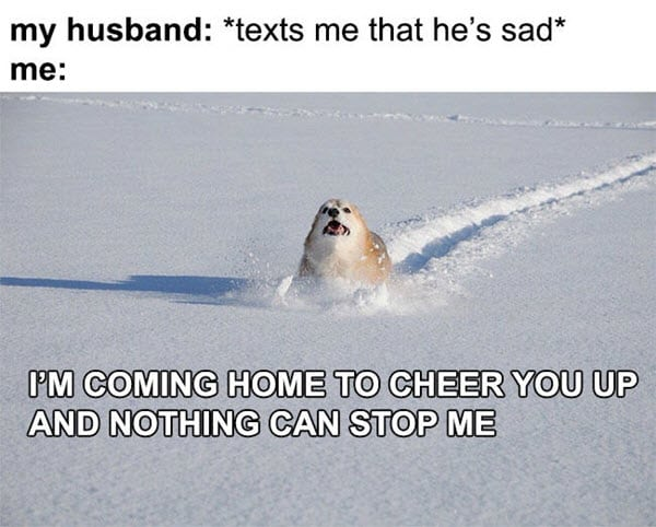 i love my husband memes