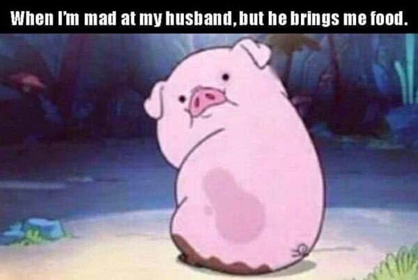 i love my husband when im mad meme