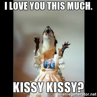 20 very sweet and funny i love you this much memes sayingimages com