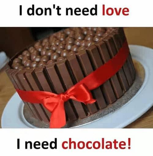 i need chocolate memes
