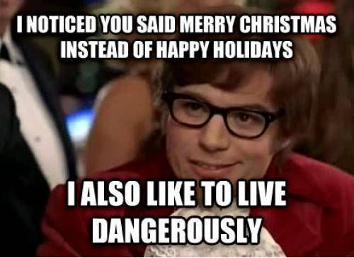 20 funniest merry christmas memes for Happy christmas vs merry christmas