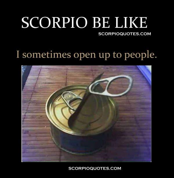 20 Best Scorpio Memes - Astrology Special | SayingImages com