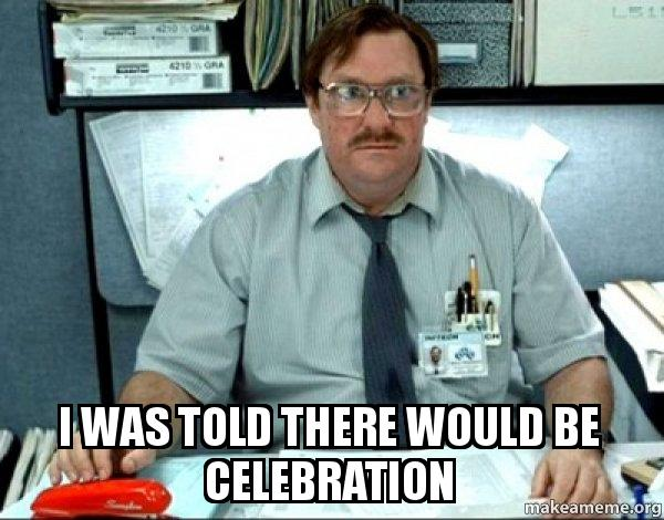 15 Celebration Memes That Are Simply The Best