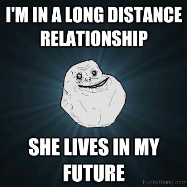 25 Encouraging & Funny Long-Distance Relationship Memes ...