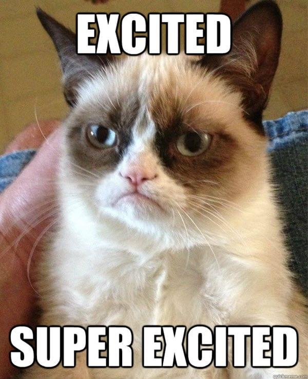 im so super excited meme
