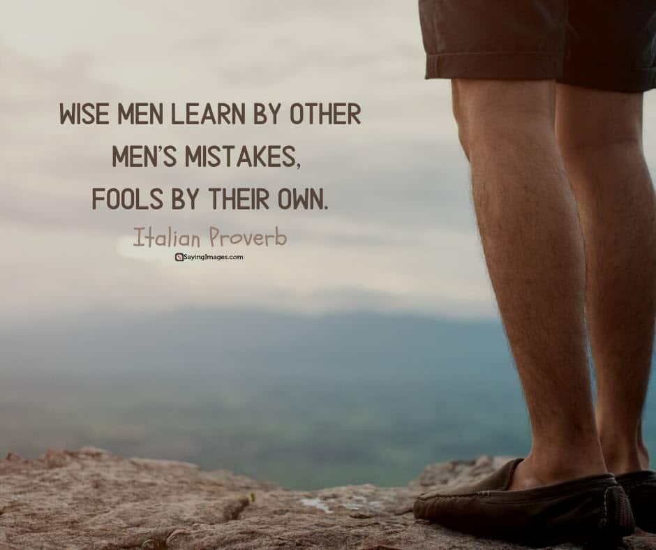 inspirational fools proverbs