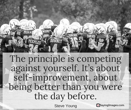 Motivational Quotes About Football: 30 Inspirational Sports Quotes