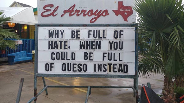 inspirational full of queso memes