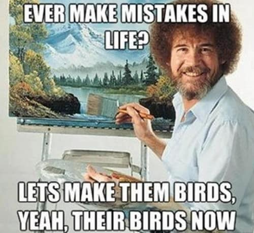 inspirational mistakes memes