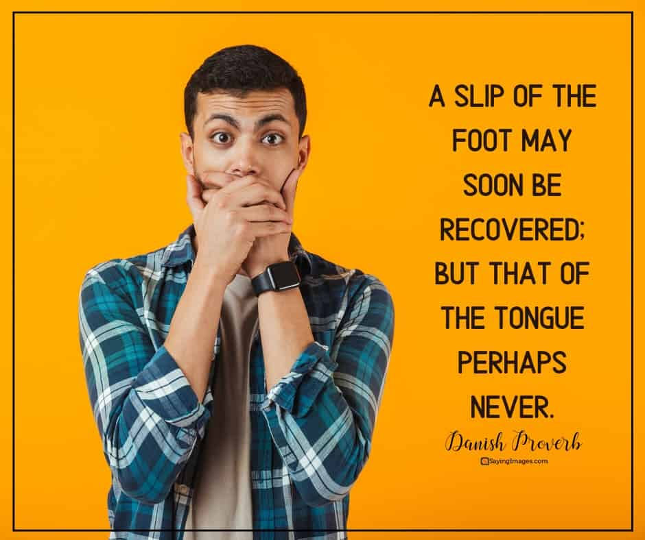 inspirational tongue proverbs