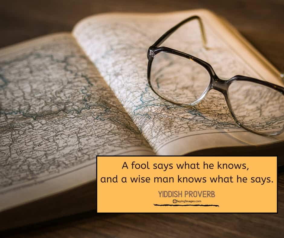 inspirational wise proverbs
