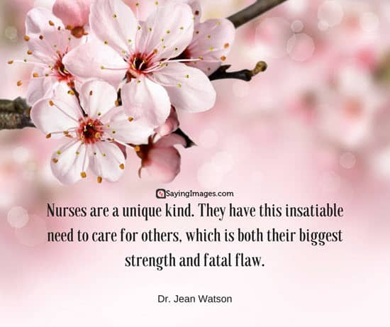 40 Nurse Quotes On Caring And Compassion That Heals | SayingImages.com