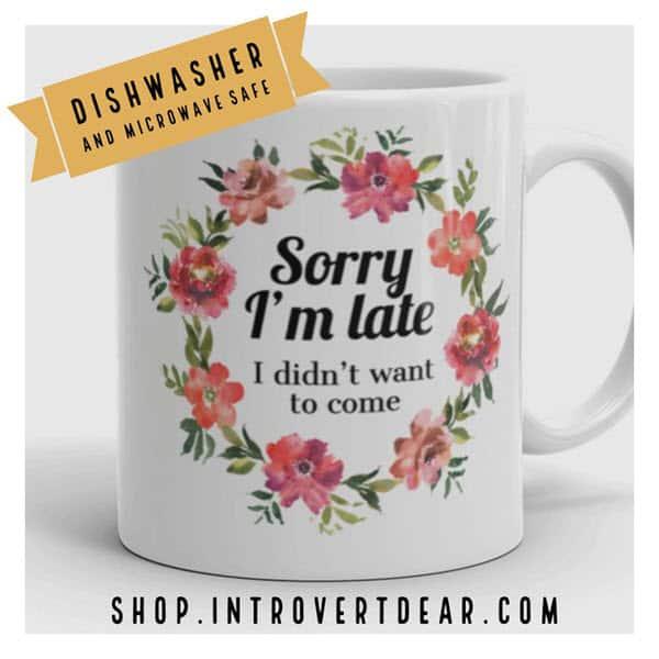 introvert shop meme