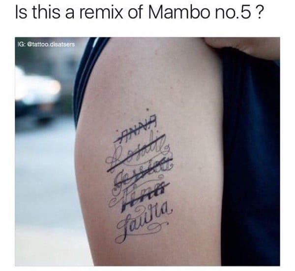 25 Hilarious Tattoo Memes That'll Make Your Day Less ...